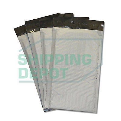 1-500 00 5x10 Poly Bubble Mailers Self Seal Padded Envelopes 5x10 Secure Seal