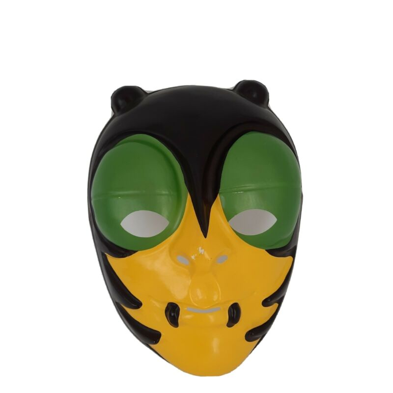 1985 Vintage Masters of the Universe Buzz-off Mattel Halloween Costume Mask