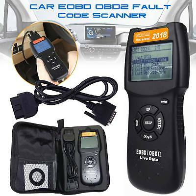 Vauxhall Insignia Car Diagnostic Tool D900 Fault Reset Kit Code Reader Scanner