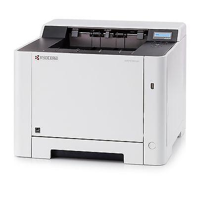 KYOCERA ECOSYS P5021cdn Farblaser-Drucker A4, Duplexdruck, USB, Netzwerk