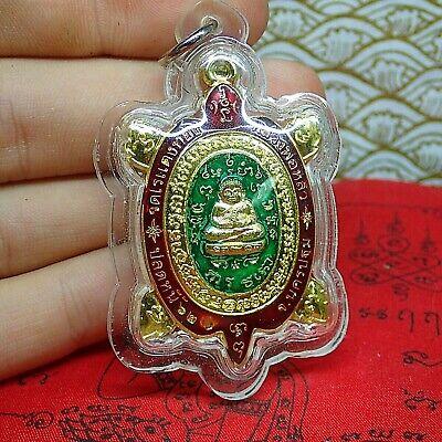 PHRAYA NAGA//SERPENT PHRA LP RARE OLD THAI BUDDHA AMULET PENDANT MAGIC ANCIENT#12