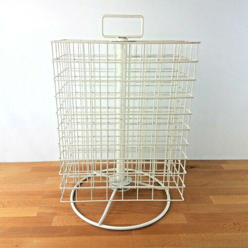 Provo Craft Spinner White Metal Craft Paint Rack- Holds 160 2Fl oz Bottles