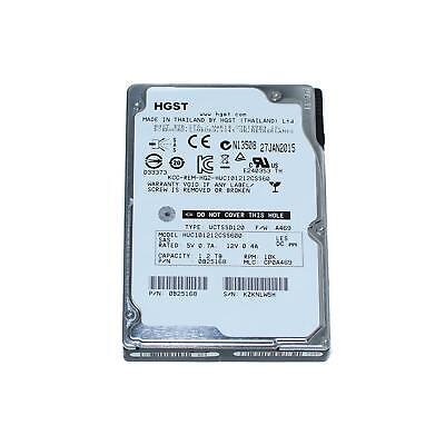 0B25168 HGST Ultrastar 1.2TB 10K 2.5