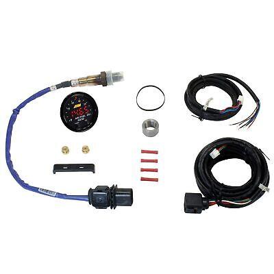 AEM X-Series Wideband UEGO AFR Air Fuel Ratio Sensor Controller Gauge - 30-0300