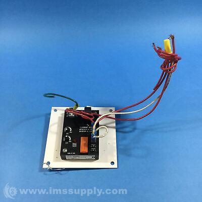 Solid State Control Current Sensor Time-delay Ac 120v 4242