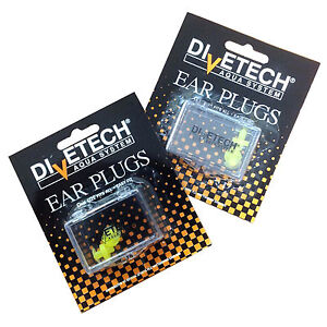 NEW-Cheap-Swimming-Ear-Plugs-Cheap-Divetech-Ear-Plug-Free-P-P-Bargain
