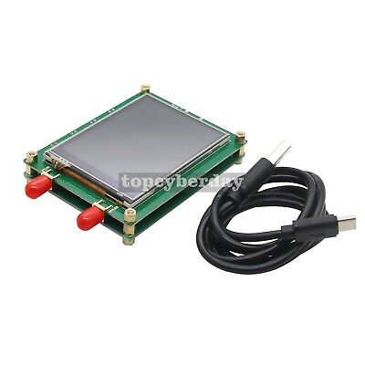 Adf4351 Rf Pll Sweep Frequency Signal Source Generator 35m-4.4g Touch Screen
