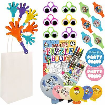 Childrens Pre Filled Return Gifts Birthday Party Bags Favors Toys For Kids (Return Gift For Birthday Party)