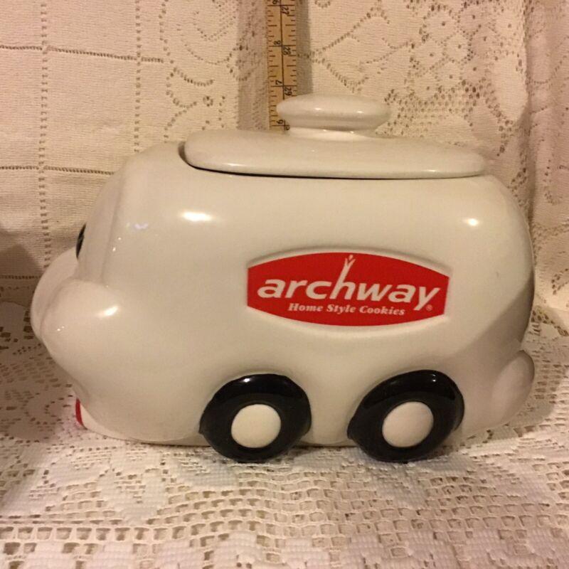 Archway Cookie Jar