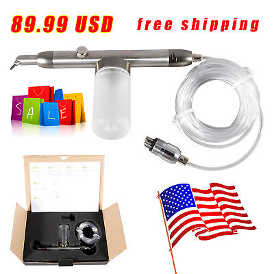 Dental Sandblaster Sandblasting Air Abrasion Polisher Fit Microetcher Polishing