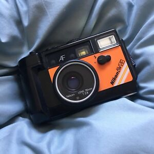 Nikon L35 AW AF - waterproof film camera