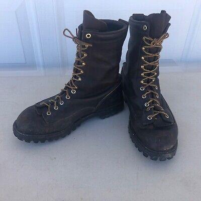 White's Hathorn Explorer Boots  Size 9 1/2 D Vibram Soles