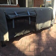 Free style cab canvas canopy Southern River Gosnells Area Preview
