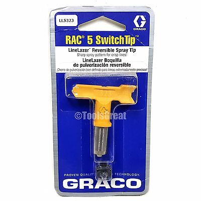 Graco Rac 5 Switchtip Linelazer Paint Spray Tip Ll5323