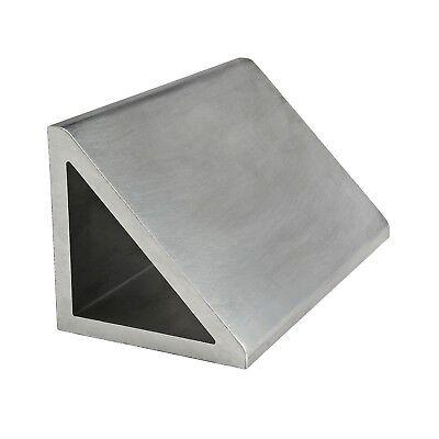8020 Inc 2 X 2 X .188 Aluminum Gusset Profile 8626 X 48 Long N
