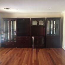 4 cabinets for sale. Buy as a set or individually! Stanhope Gardens Blacktown Area Preview
