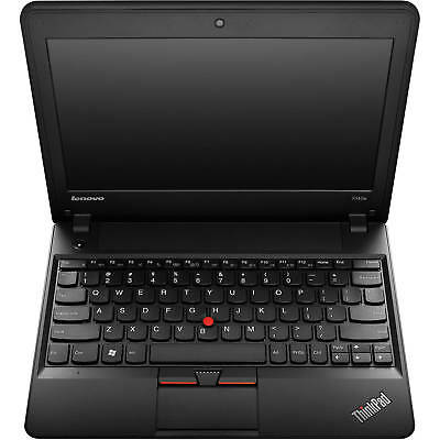 Laptop Windows - Lenovo ThinkPad X140E Laptop AMD A4 1.5GHz 3GB Ram 500GB HDD Windows 10 Pro