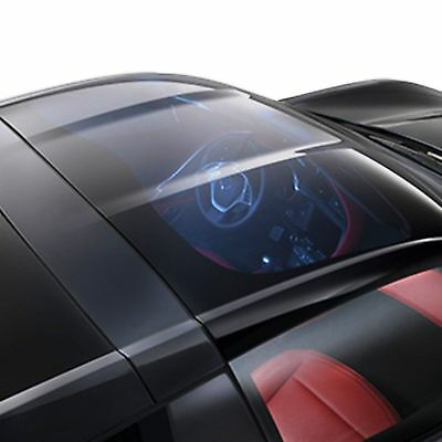 2014-2019 C7 Corvette Genuine GM Transparent Tinted Removable Roof Panel Top Corvette Roof Panels