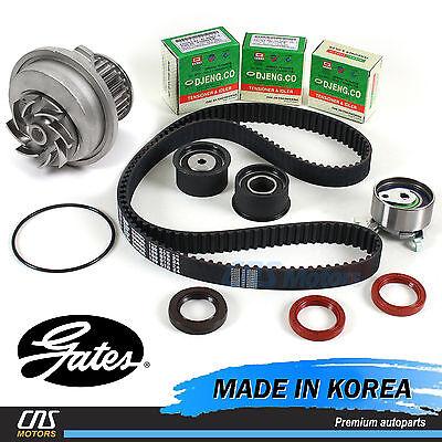 Gates HTD Timing Belt Kit Water Pump for 99-08 Suzuki Forenza Reno Optra Nubira