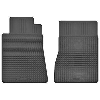 Universal Gummimatten Fußmatten Vorne für Mercedes SLK R170 1996 - 2003