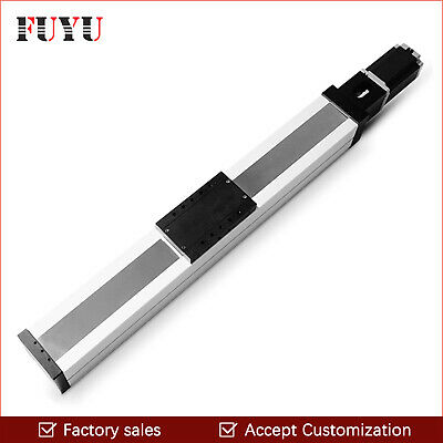 Cnc Linear Rail Guide Slide Stage Ball Screw Actuator Motion 1001500mm Stroke