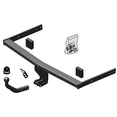 Swan Neck Tow Bar Westfalia Towbar for Skoda Octavia Hatchback 2005-2013