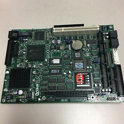 Used Nice Arcom Sbc-gx1 Motherboard Single Board Computer Modified Connector R5