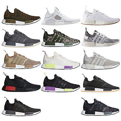 adidas Originals NMD R1 Nomad Herren-Turnschuhe Sneaker Sportschuhe Laufschuhe - Adidas Originals Turnschuhe