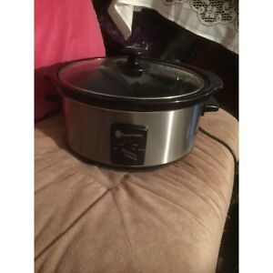 Russell Hobbs slow cooker as new