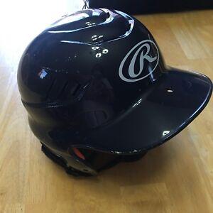 Child baseball helmet