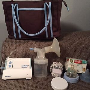 The First Years Electric Breast Pump ~ mipump