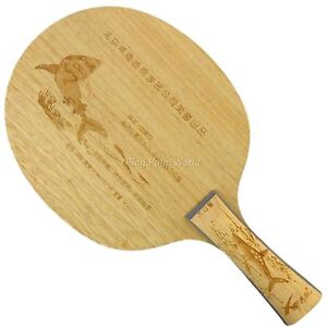 Xi-EnTing-XNT-Shark-X686-Ti-Carbon-Ceramic-Fibre-Table-Tennis-Blade-NEW
