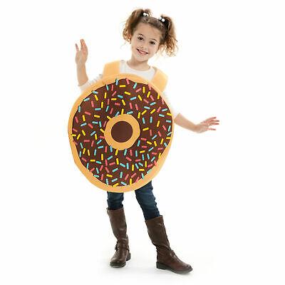 Kids Donut Halloween Costume (Deluxe Donut Children's Halloween Costume - Funny Food Kids)