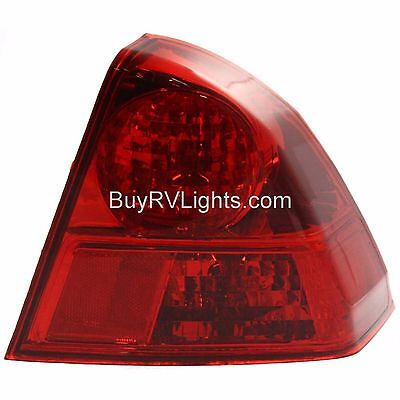 NEWMAR MOUNTAIN AIRE 2004 2005 2006 RIGHT PASSENGER TAIL TAILLIGHT REAR LAMP RV