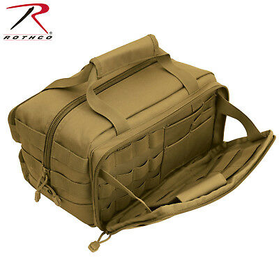 Rothco Tactical Tool Bag In Coyote Brown - Heavyweight Polyester Construction