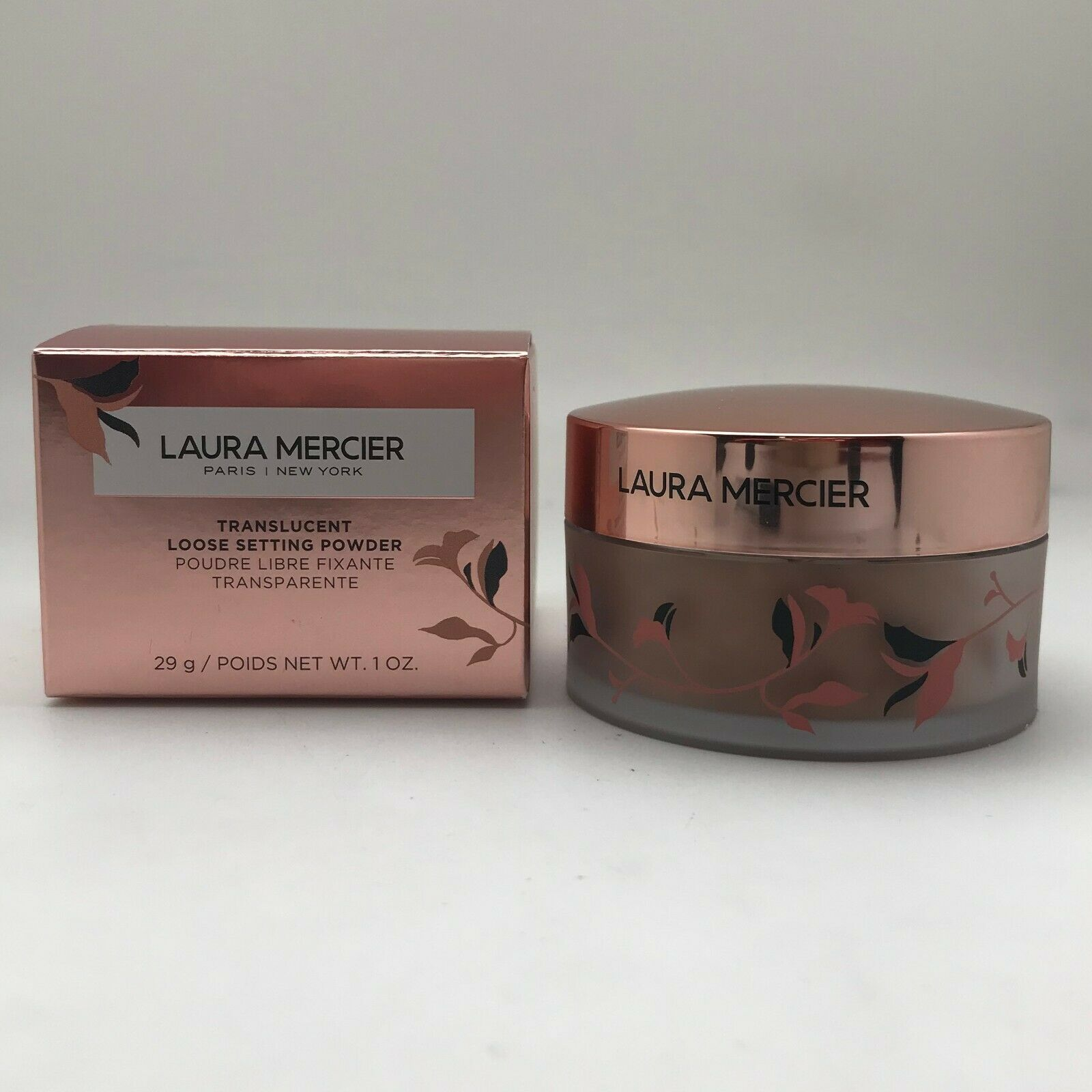 Laura Mercier Translucent Loose Setting Powder Medium Deep 2