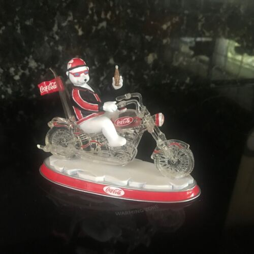 """Coca-Cola Cruisers Collection Sculpture """"Leader of the Six-Pack"""""""