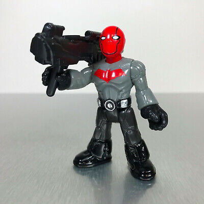 Imaginext DC Super Friends RED HOOD figure from Series 1