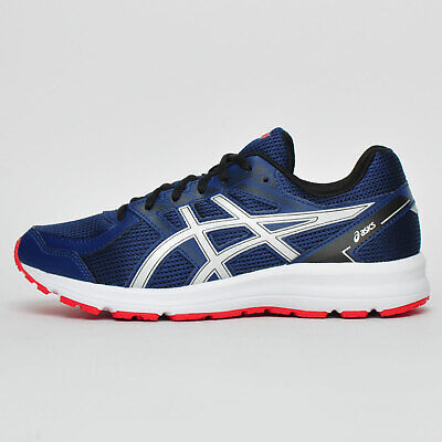 ASICS Jolt Men's Running Shoes Fitness Gym Workout Trainers Navy £24.99