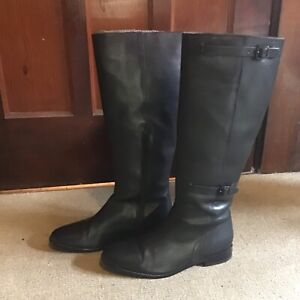 Country Road Ladies Leather Boots - Size 38 - excellent condition