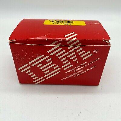 Vintage Ibm Ribbon Cartridges 1136138 Lot Of 2