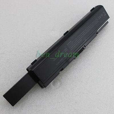 Laptop Battery For Toshiba A350 L202 L203 L205 L305 L455 L500 Notebook 9-cells