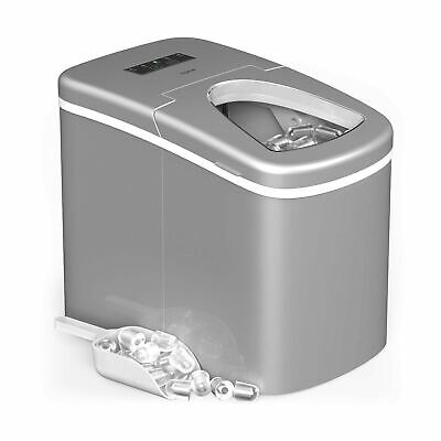 Larger Portable Countertop Ice Maker Hasslefree Electronic P