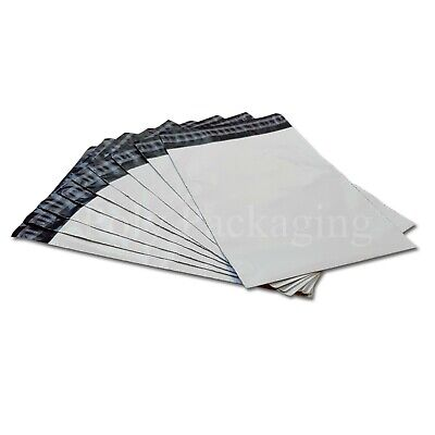2000 x WHITE Mailing Bags 10x14