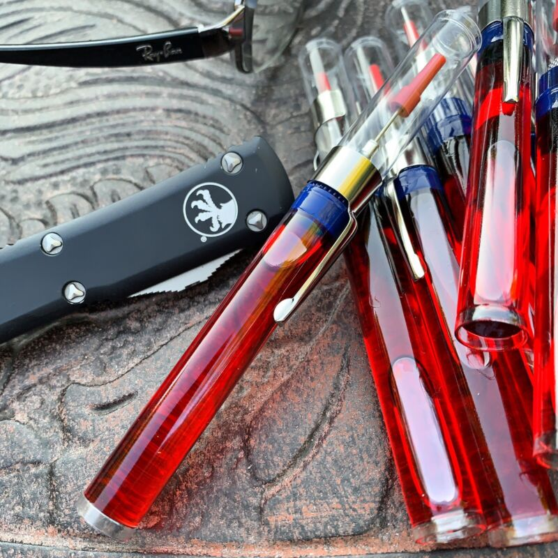 EDC OIL PEN PINPOINT KNIFE LUBRICANT, AMSOIL Extreme Low Viscosity Microtech