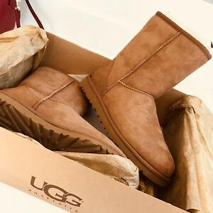 UGG classic short size 7 brand new