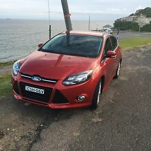 2013 Ford Focus Hatchback New Lambton Newcastle Area Preview