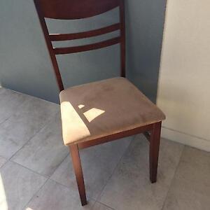 4 Dining chairs Mitchelton Brisbane North West Preview