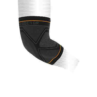 Shock Doctor 2028 Elbow Compression Sleeve with Gel Support