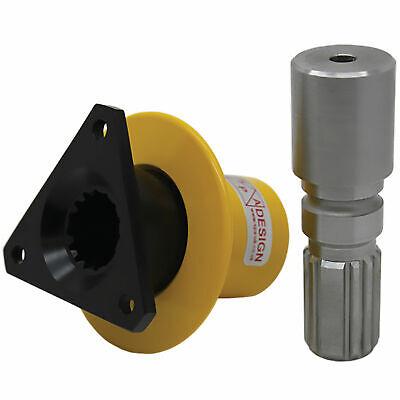 Flexrohr 45 x 200 mm für Opel Astra G CC 1.2 16V Montage ohne Schweißen